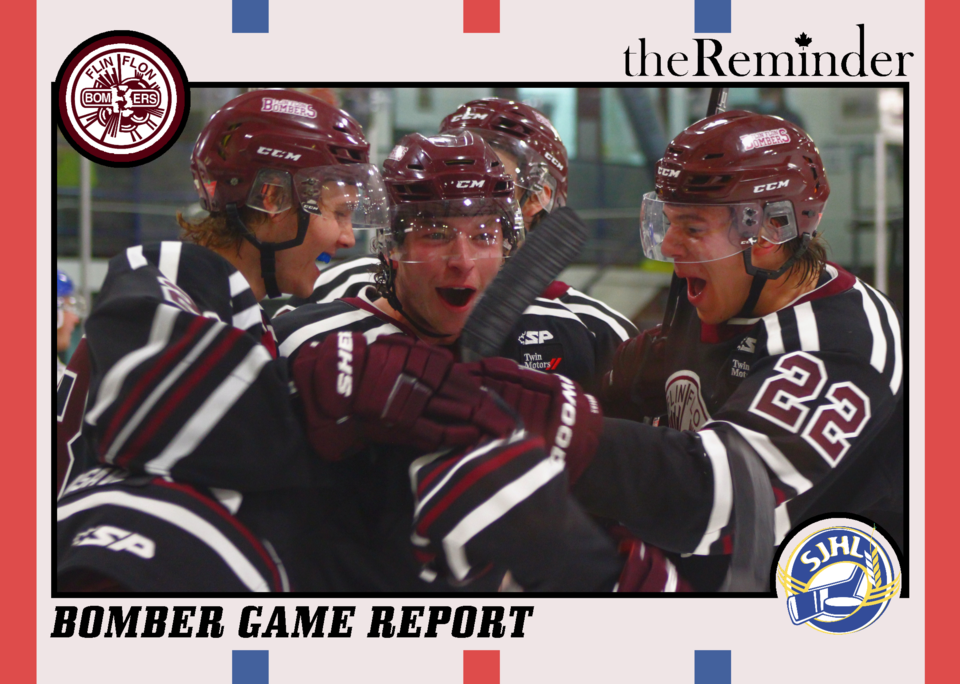 Bomber Game Report 4