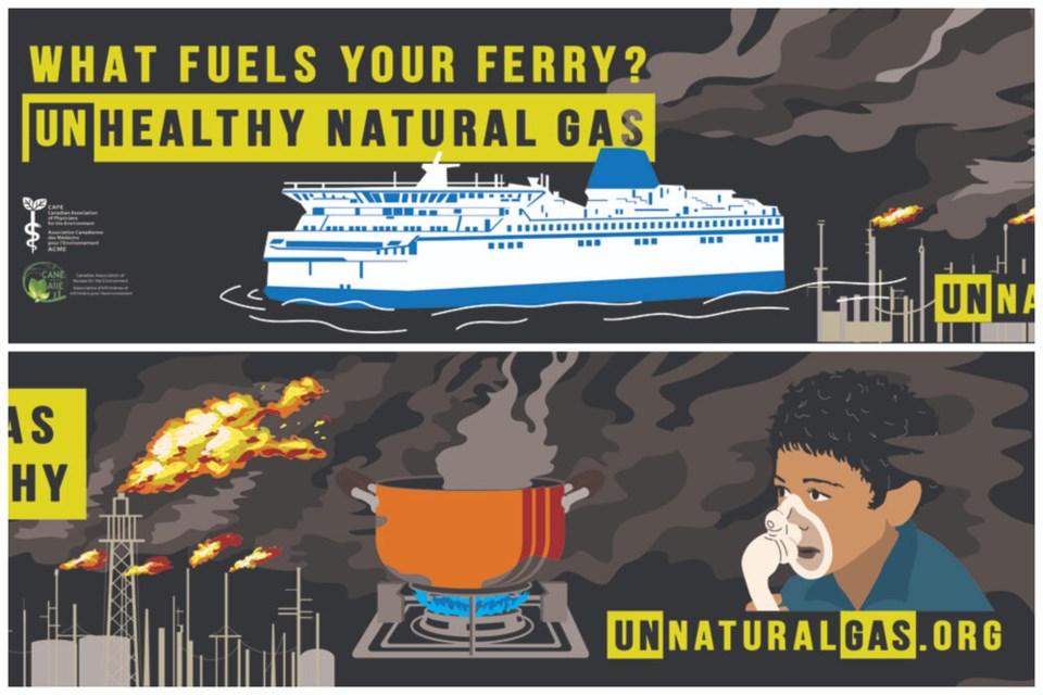 anti-LNG ads