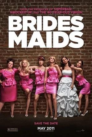 Bridesmaids movie.
