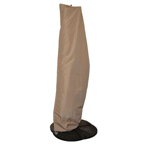 Cantilever umbrella cover.
