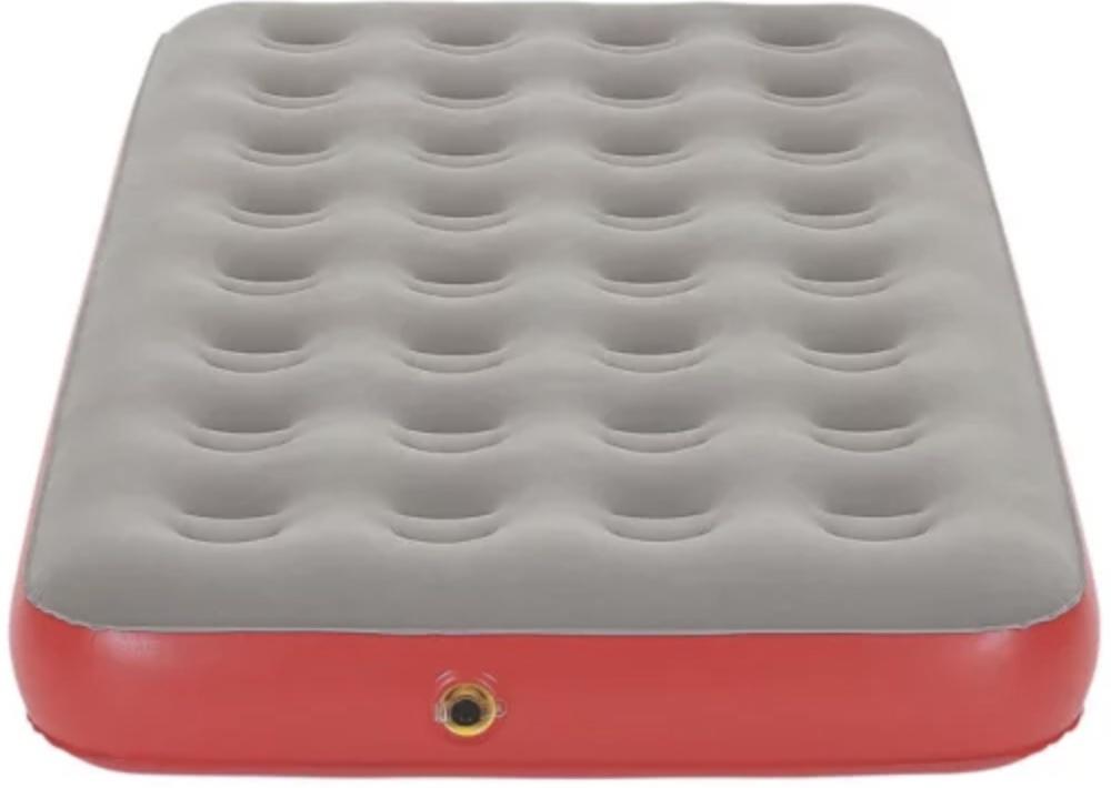 Coleman air mattress.
