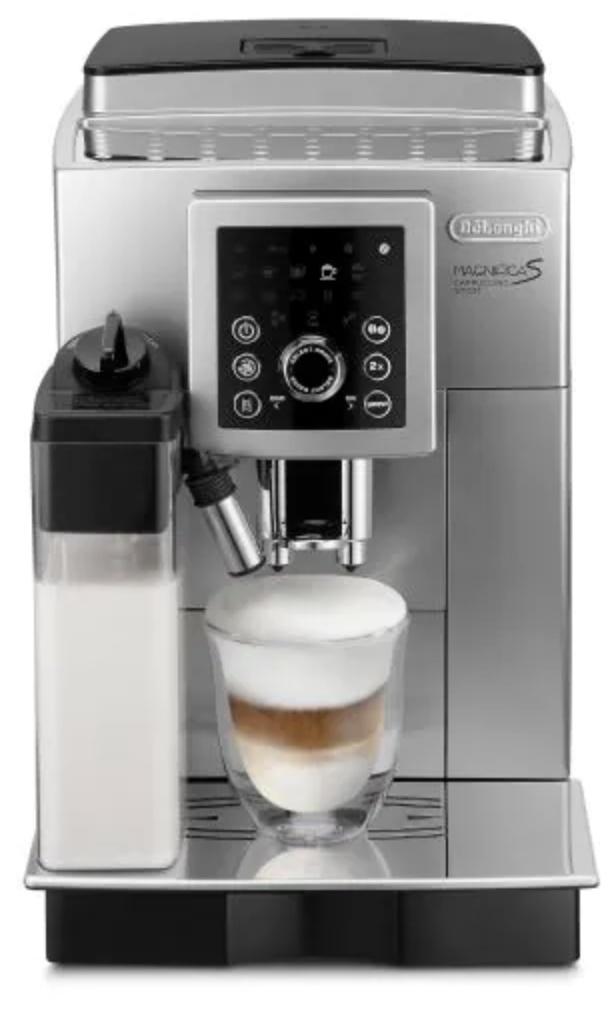 DeLonghi espresso machine.