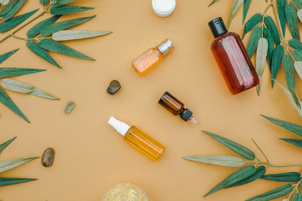 Getty images hair care serums