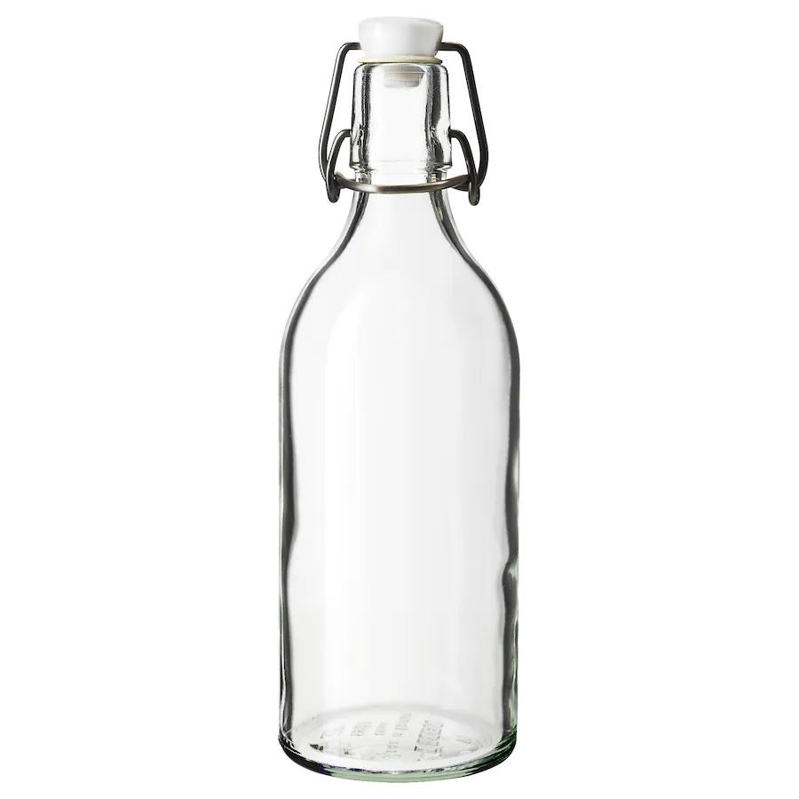 Ikea water bottle.
