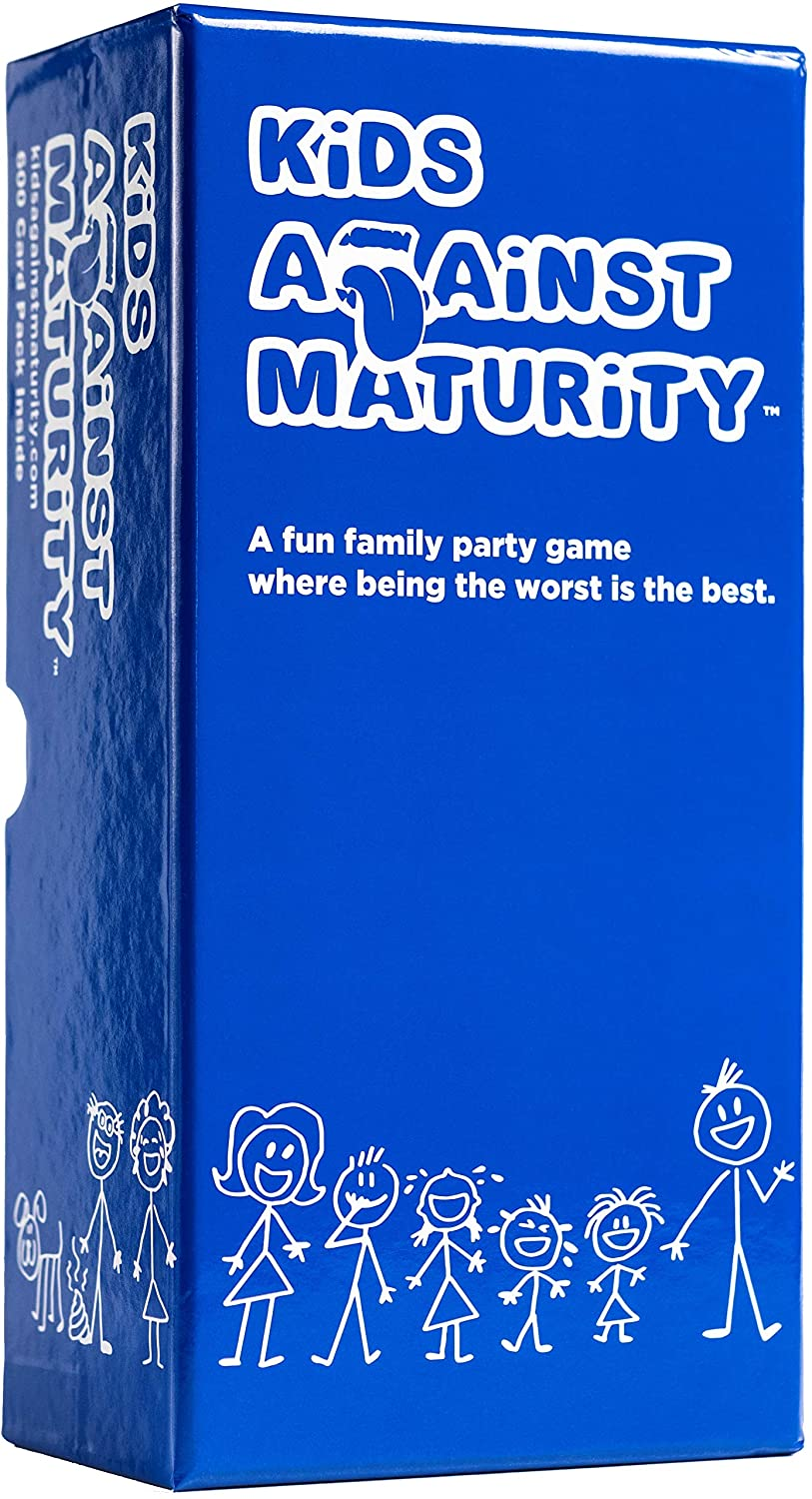 Kids Against Maturity game.
