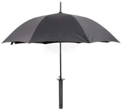 Kikkerland samurai umbrella.