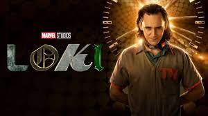 Loki on DisneyPlus.