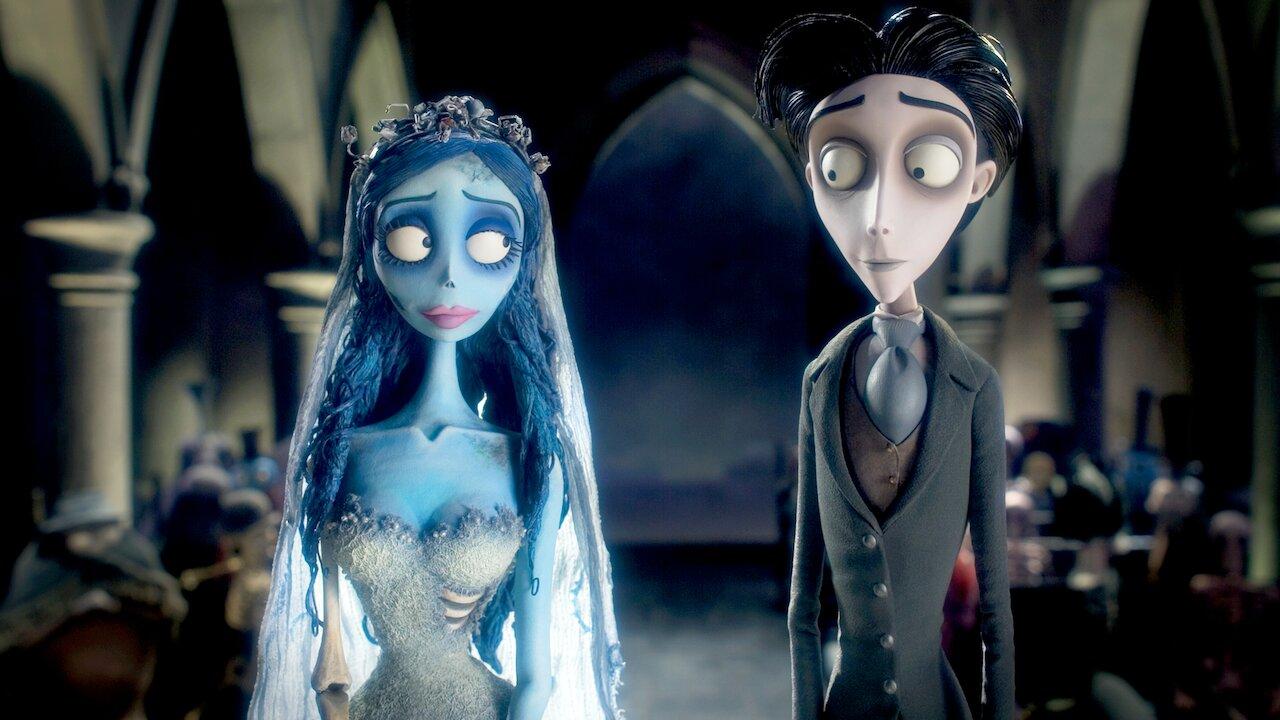 Corpse Bride Netflix