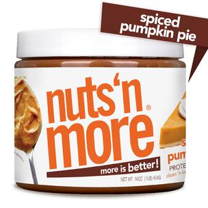 Peanut butter pumpkin spice.