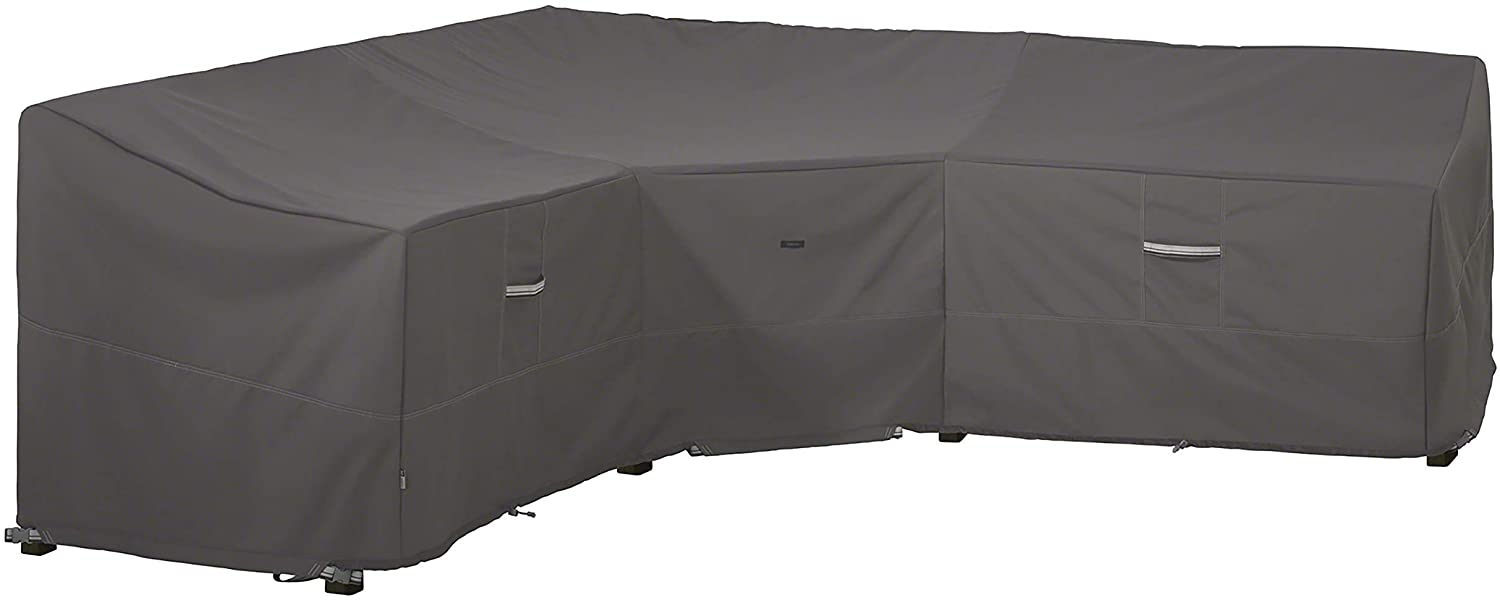 Sectional cover.