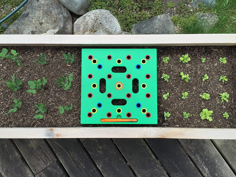 Seeding square.