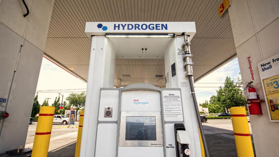 hydrogenstationshell