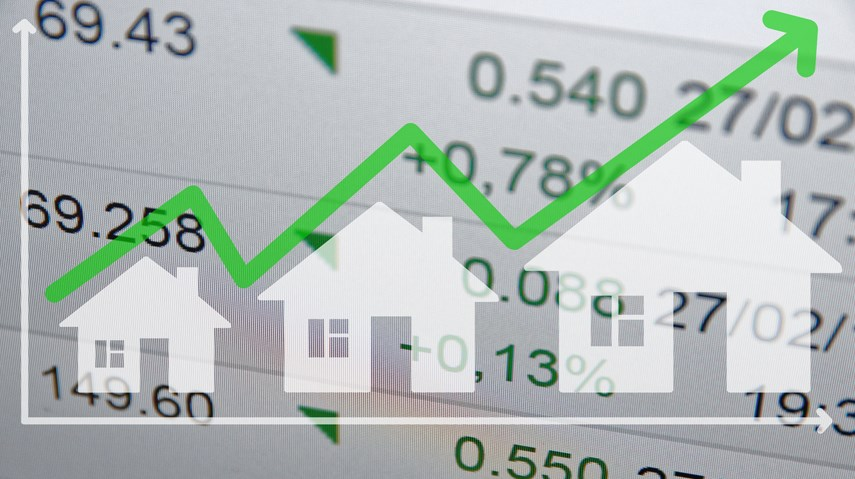 mortgage interest rates percentage increase