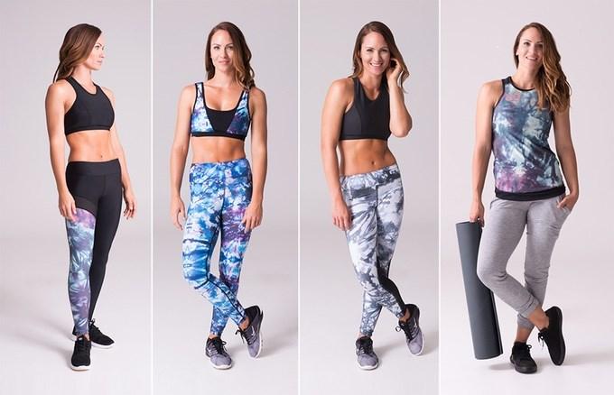 exercise leggings daub