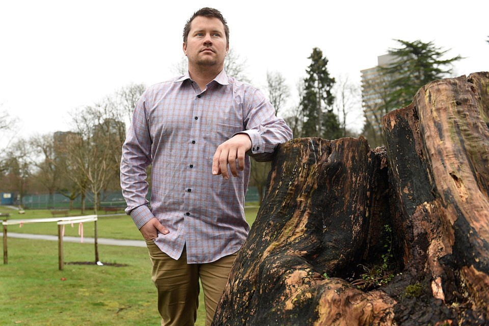 arborist park board jody taylor