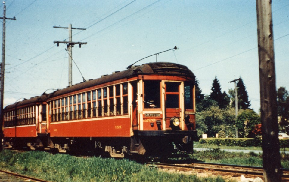 Feature: Steveston's Interurban Tram is a glimpse into the past and, maybe, the future_0