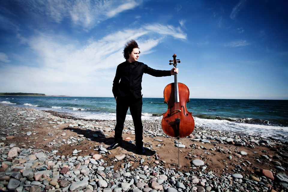 """Star Canadian cellist Matt Haimovitz will give Bach's cello suites """"an intriguing new perspective"""" when he opens the Vancouver Bach Festival."""