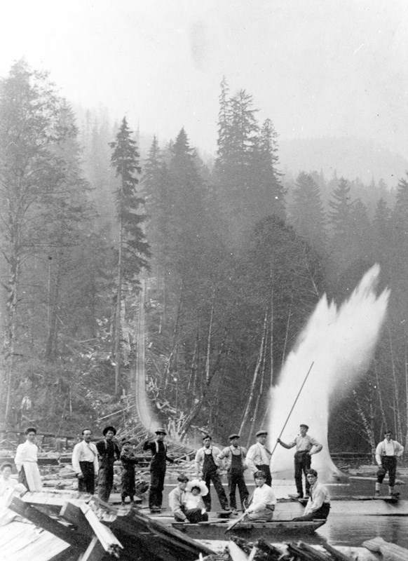 Lost Japanese logging camp in North Vancouver backcountry commemorated_1
