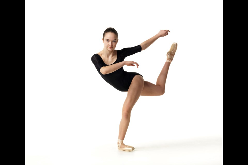 Megan Kinders of Burnaby will be onstage in Coastal City Ballet's production of Giselle this spring.