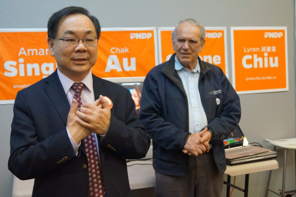 B.C. election night in Richmond: Liberals almost sweep city again_4