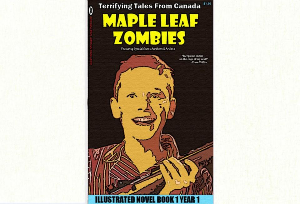 zombie novels web edition