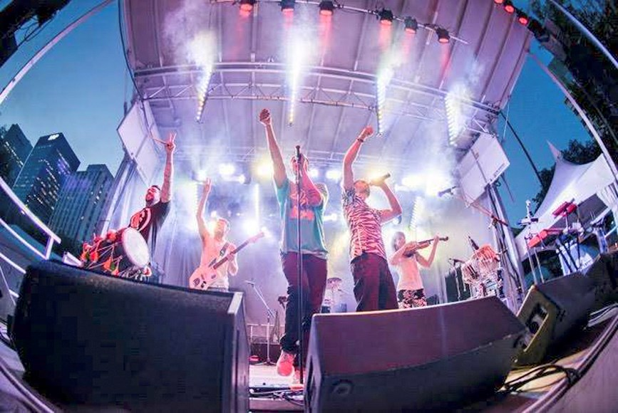 City of Bhangra Festival runs June 12.