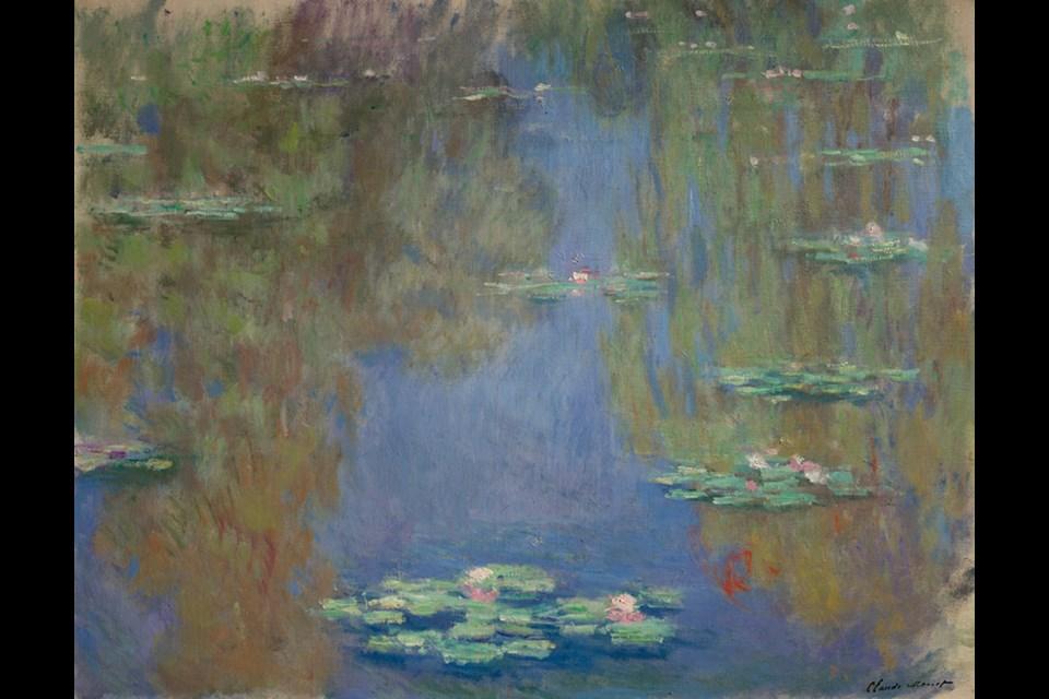 Nympheas, 1903, Claude Monet