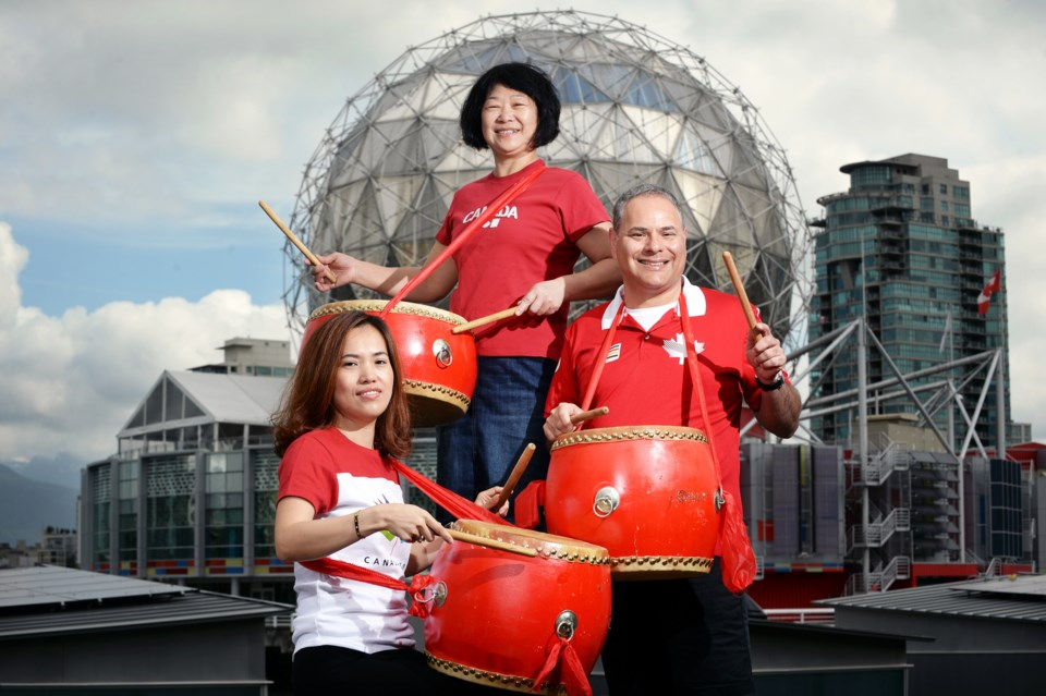 A Canada Day drum circle is planned for July 1. Organizers hope it will land them in the Guinness Wo