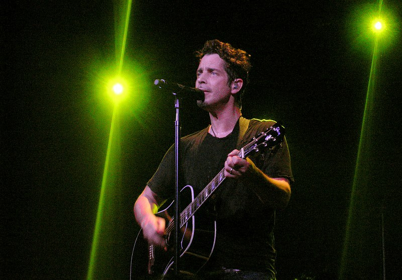 Songs penned by the late Chris Cornell will be performed at the Rickshaw Theatre on Friday, July 7