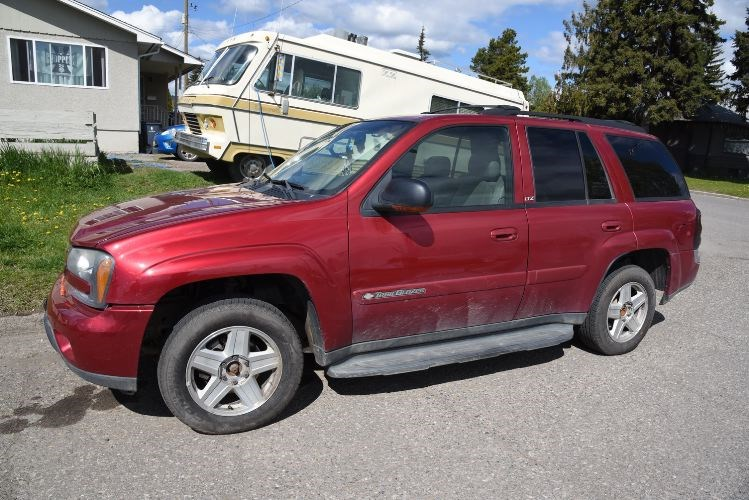 Anyone who may have seen this SUV, particularly between May 6 and May 10, is asked to contact the RCMP.