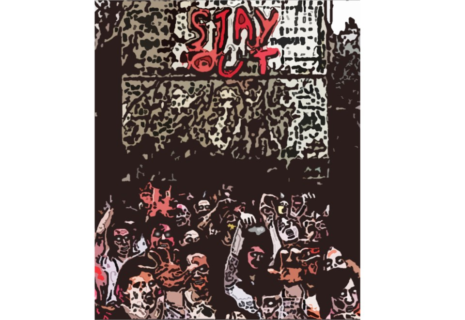 best zombie graphic novels