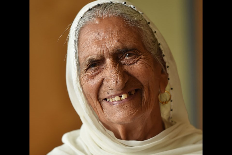 Pitram Kaur Hayre was instrumental in the farmworkers movement in the 1970s and '80s. Photo Dan Toulgoet
