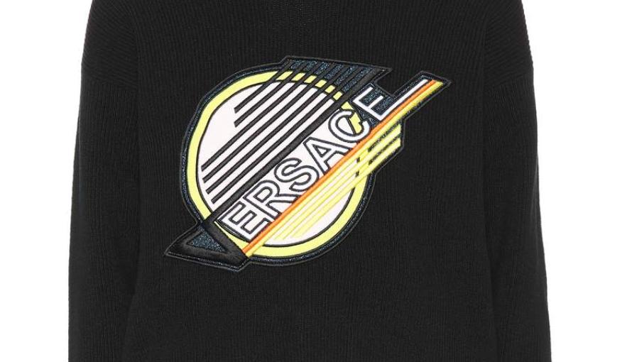 Versace ripped off the Canucks spaghetti-skate logo