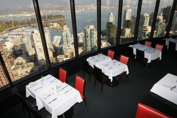 Cloud 9 Revolving Restaurant was known for its uninterrupted, 360-degree views of the city. — Cloud 9 photo