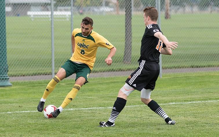 unbc soccer