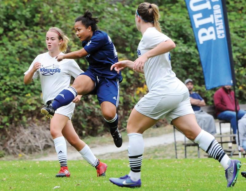 Blues soccer
