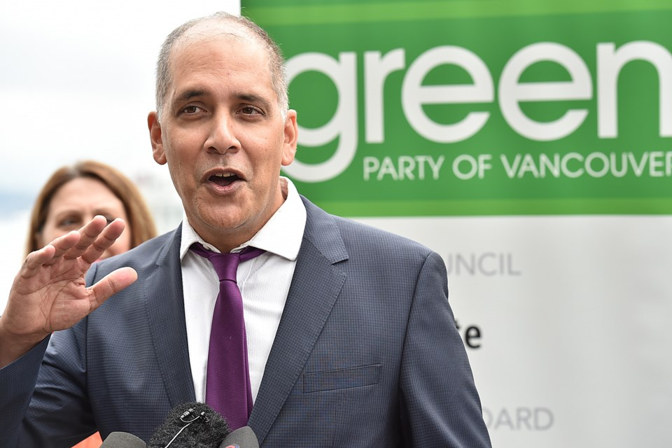 Pete Fry (Green Party).