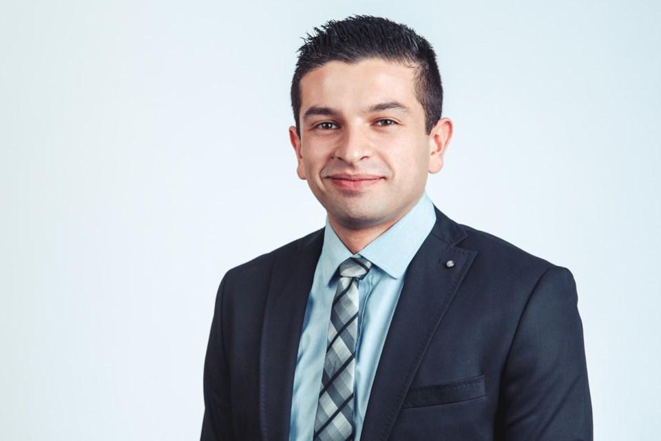 Diego Cardona (Vision Vancouver).