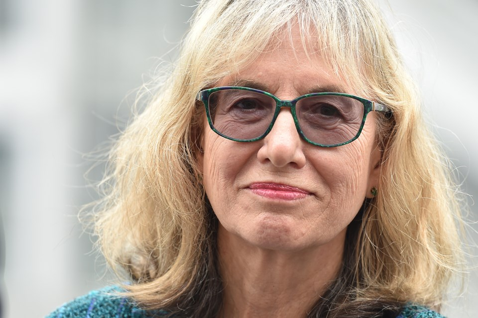 Judy Zaichkowsky (Green Party).