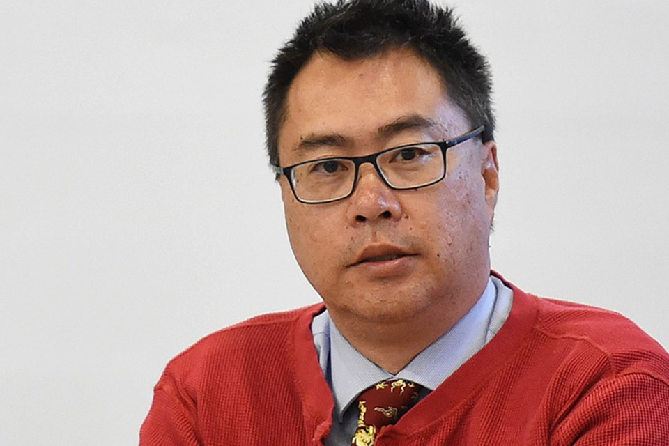 Allan Wong (Vision Vancouver).