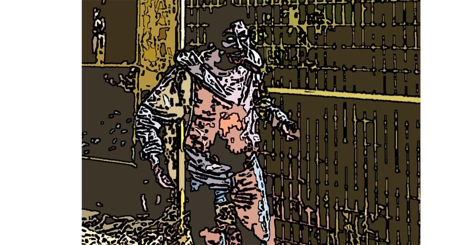 free zombie book