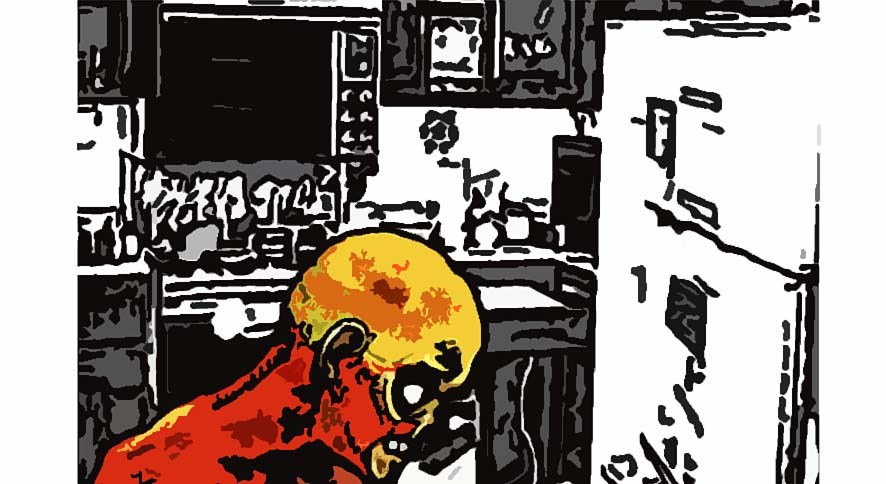 free zombie web book