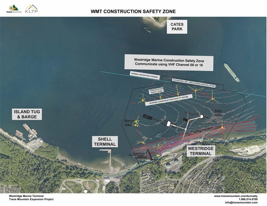 westridge terminal expansion plan