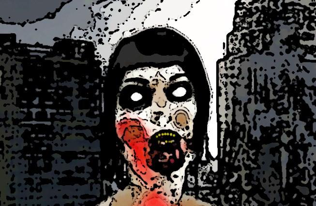 walking dead inspired zombie comics