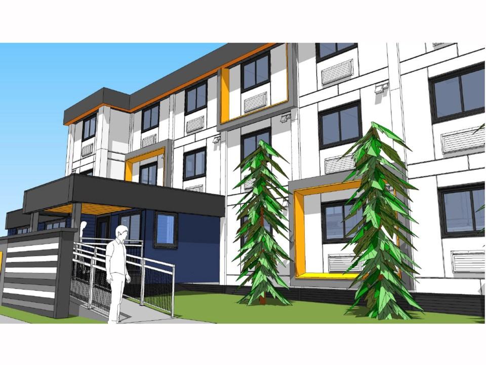 modular housing complex