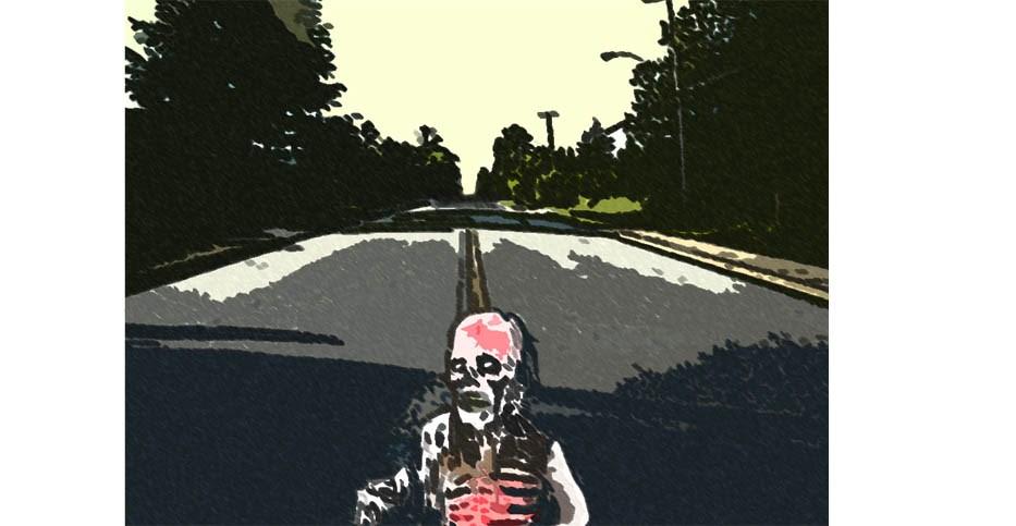 free online zombie novels books
