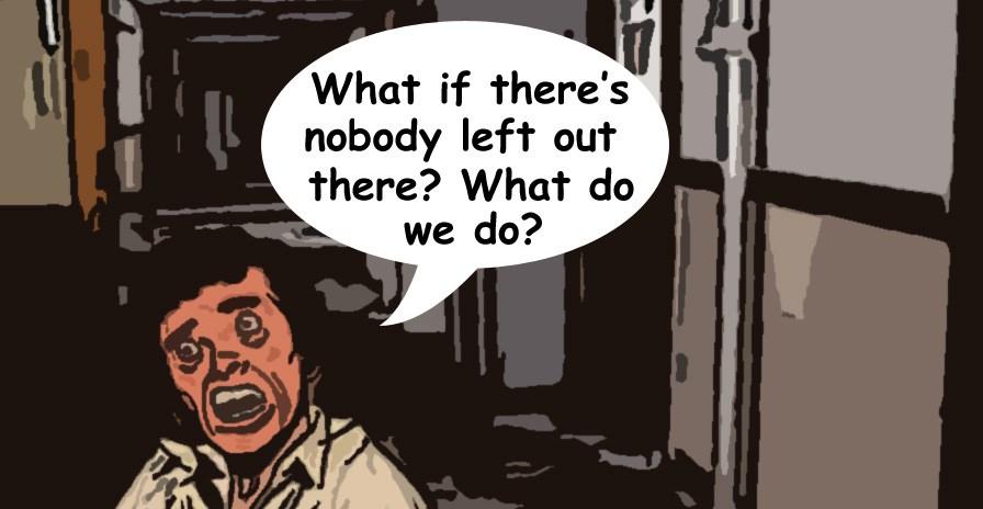 free illustrated zombie web novel
