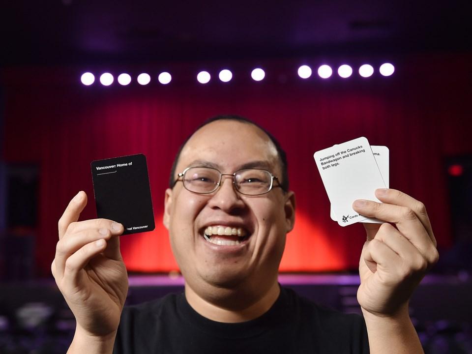 The Fictionals co-founder Daniel Chai