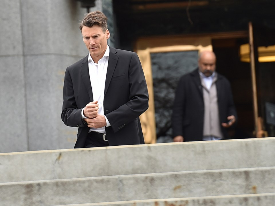 Vancouver Mayor Gregor Robertson won't run again