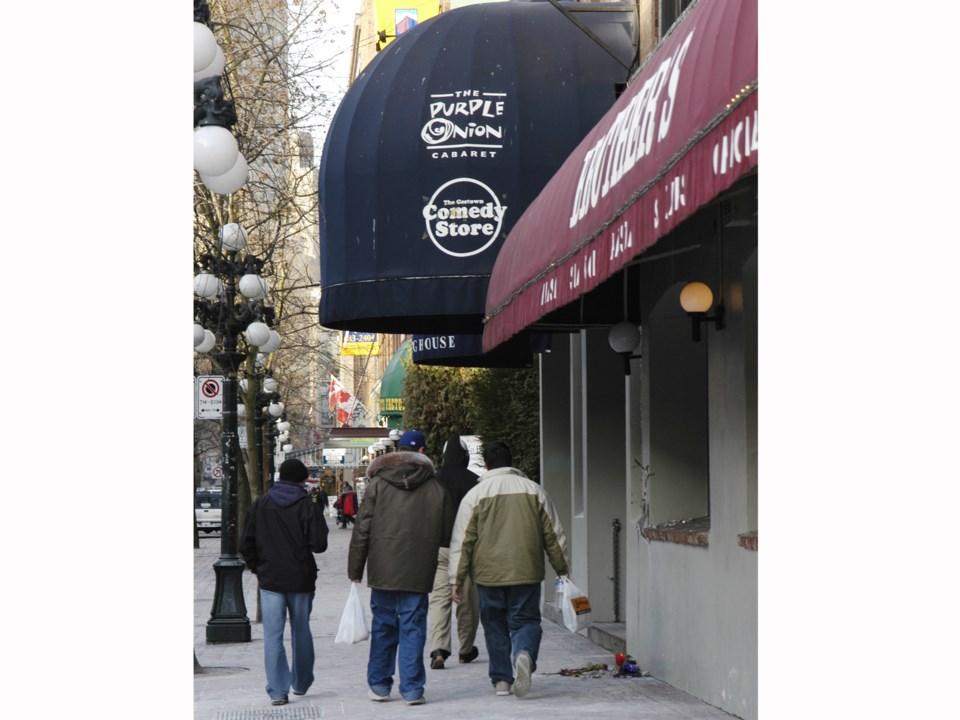 On Jan. 3, 2004, Rachel Davis was shot and killed outside Gastown's Purple Onion nightclub as she tr